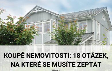 Koupě nemovitosti_na co si dát pozor