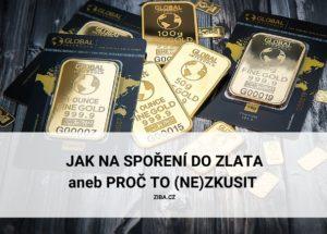 Spoření do zlata