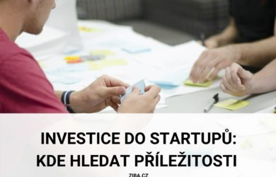 Investice do startupů
