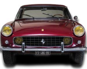 Kam investovat investiční příležitost Ferrari 250 GT