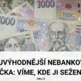 Nejvýhodnější nebankovní půjčka_kde ji sehnat