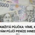 Okamžitá půjčka aneb kdo půjčí peníze ihned