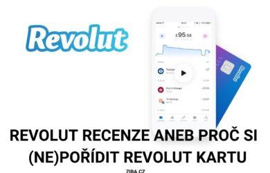 Revolut recenze aneb proč si (ne)pořídit Revolut kartu