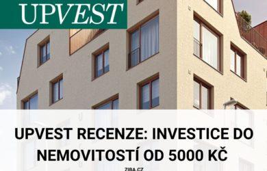 Upvest recenze_investice do nemovitostí od 5000 Kč