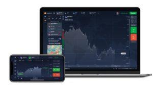 IQ Option_obchodování na mobilu nebo počítači