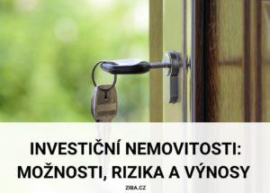 Investiční nemovitosti_kde a jak je hledat, výnosy a rizika
