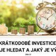 Krátkodobé investice