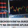 Obchodování na burze a obchodní aplikace