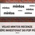 Velká Mintos recenze P2P půjček