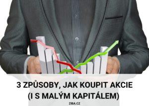 Jak koupit akcie