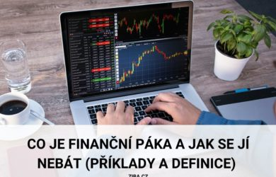 Co je finanční páka a jak se jí nebát (+příklady)