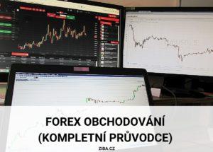 Forex obchodování_kompletní průvodce pro začátečníky
