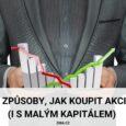 Jak koupit akcie (jak na to)