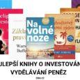 Nejlepší knihy o investování a vydělávání peněz