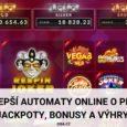 automaty online o peníze a jackpoty