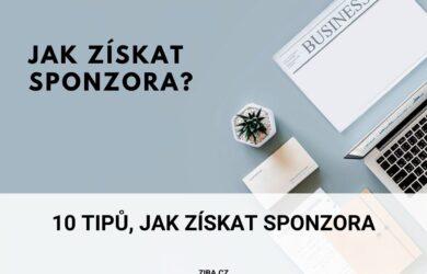 Jak získat sponzora