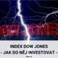 Index Dow Jones a jak do něj investovat