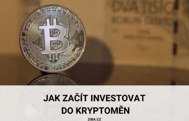 Jak začít investovat do kryptoměn