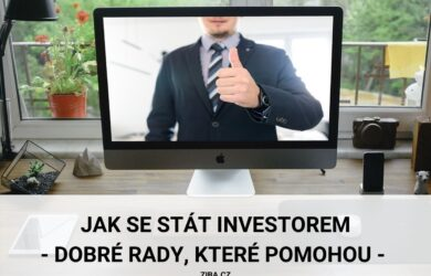 Jak se stát investorem
