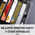 Nejlepší kreditní karty v ČR