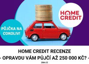 Home Credit recenze