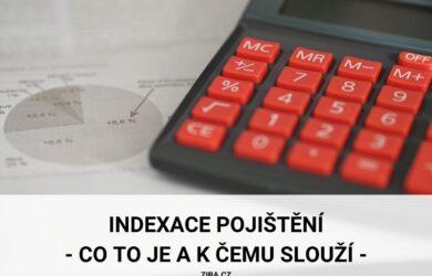 Indexace pojištění