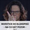 Investice do dluhopisů na co dát pozor