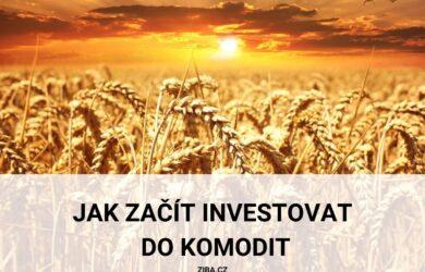 Jak začít investovat do komodit