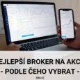 Nejlepší broker na akcie (jak vybrat)