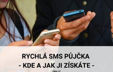 Rychlá SMS půjčka