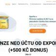 Recenze NEO účtu od Expobank